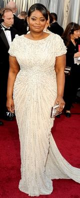 Octavia Spencer Oscar Dress