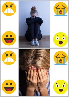 Emotions Game, Teaching Emotions, Social Emotional Learning, Fun Learning, Feelings, English Worksheets For Kids, Les Sentiments, Coping Skills, Speech And Language