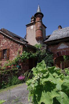 Castel de Maussac - Correze, Limousin, France