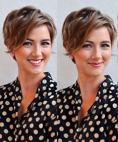 21 Glorious Short Pixie Hairstyles 2018 for Women Not To Miss Out #HairstylesForWomen2018