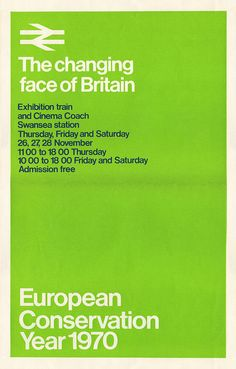 The changing face of Britain Poster | Flickr - Photo Sharing!