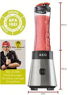 AEG PerfectMix SB 2400 Mini Mixer / Smoothiemaker