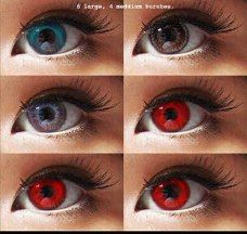 2889 Best Cool Colored Contacts Images Tinted Contact Lenses