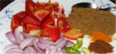 VENDAKKA STEW (Ladies Finger (Okra) / Bhindi) | JessysKitchen.com Lady Fingers, Okra, Stew, Watermelon, Strawberry, Vegetarian, Fruit, Recipes, Food