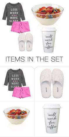 """""""breakfast time"""" by mariacristina-04 ❤ liked on Polyvore featuring art"""