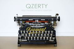 Follow us on our official page to discover the typewriters' world! typewriter vintage