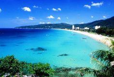 Patong beach Phuket Thailand.