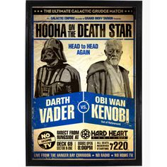 Hooha on the Deathstar – Falstaff Trading
