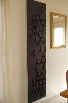 Un radiateur monochrome : Ces radiateurs design qui embellissent votre intérieur - Linternaute.com Bricolage