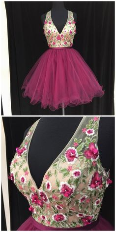 Homecoming Dresses, 2017 New Arrival