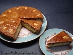 The Dutch Table: Gevulde Speculaas (Dutch Almond-filled Spice Cake)