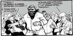 La viñeta de Ferreres del 16-09-2013