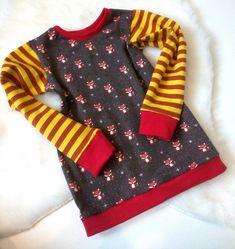 Langarmshirt Fuchs * Gr. 104 * Kind Mode, Arm, Etsy, Sweaters, Shirts, Fashion, Worth It, Fox, Cotton