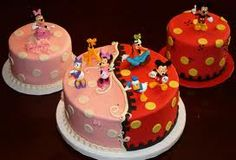 mickey and minnie birthday party - Yahoo Search Results Yahoo Image Search Results Pastel Mickey, Mickey And Minnie Cake, Mickey Cakes, Twin Birthday Cakes, Minnie Mouse Birthday Cakes, Mickey Birthday, 2nd Birthday, Happy Birthday, Moose Cake
