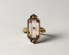 beautiful, vintage ring
