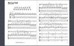 Morning Theft p.1-2