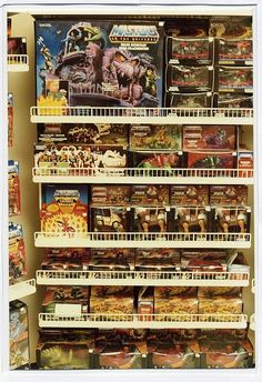 WOW!! Masters of the universe