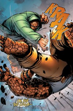 Preview: Fantastic Four #10, Page 2 of 5 - Comic Book Resources