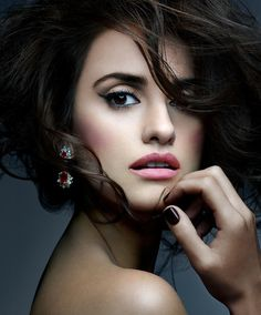 Penelope Cruz Portrait by Annie Leibovitz