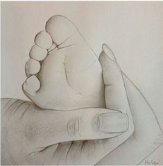 22 Ideas For Baby Drawing Sketches Mom Pencil Art Drawings, Cute Drawings, Drawing Sketches, Drawing Ideas, Drawing Tips, Pencil Sketching, Pencil Sketches Simple, Tumblr Sketches, Pencil Drawing Tutorials