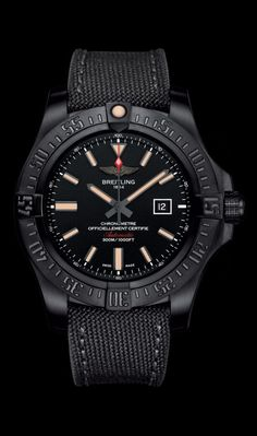 Avenger Blackbird - Breitling - Instruments for Professionals Sale! Up to 75% OFF! Shop at Stylizio for women's and men's designer handbags, luxury sunglasses, watches, jewelry, purses, wallets, clothes, underwear #BreitlingForMen