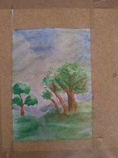 Sulu Boya Nasil Yapilir In 2020 Painting Art Drawings