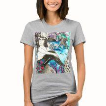 Shop Merman Aaron T-Shirt created by fairychamber. Mermaid Shirt, Merman, Wardrobe Staples, Fitness Models, Female, Casual, Clothing, Cotton, Mens Tops