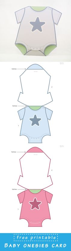 Baby Shower Card Templates Lovely Free Printable Baby Esies Card Template Just Dowload Templates Printable Free, Card Templates, Free Printables, Boy Printable, Baby Boy Cards, Baby Shower Cards, Baby Shawer, Baby Onesie, Baby Body