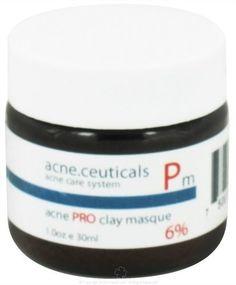 Acne Ceuticals Pro Clay Masque 1 oz (30 ml) by Raw Skin Ceuticals by Raw Skin Ceuticals. $15.40. Acne Ceuticals Pro Clay Masque 1 oz (30 ml) by Raw Skin Ceuticals