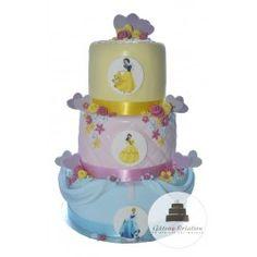 Pièce montée d'anniversaire enfant - Gâteau Création