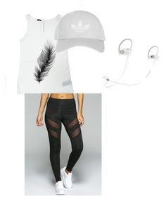 """Untitled #7"" by adela-fashion ❤ liked on Polyvore featuring Topshop and Beats by Dr. Dre"
