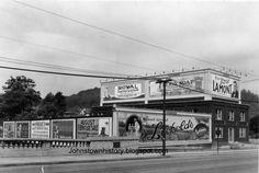 Vintage Johnstown: Billboard Corner