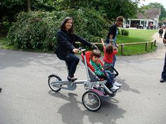 Taga bike (London, Great Britain)