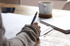 Writing Meditation. Use a pen or pencil and paper for these exercises – we use a different part of our brain when we write by hand vs typing. The post Writing Meditation appeared first on Mindfulness Exercises. Essay Writing, Writing A Book, Writing Tips, Ielts Writing, Writing Studio, Reading Tips, Essay Prompts, Writing Poetry, Article Writing