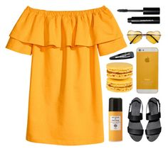 """""""Summer under $100"""" by amazing-abby ❤ liked on Polyvore featuring Forever 21, Bobbi Brown Cosmetics and Acqua di Parma"""