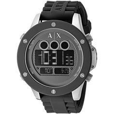 Armani Exchange Men's AX1560 'Active' Digital Watch