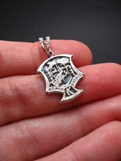 Small Ed Parker Kenpo Karate Pendant on Silver link Chain Stelring Silver American Kenpo Karate Pend Karate Styles, Kempo Karate, Martial Arts Techniques, Martial Artist, Small Earrings, Judo, Hand Engraving, Sterling Silver Pendants, Best Gifts