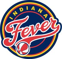 Indiana Fever (Indianapolis, IN) Arena: Bankers Life Fieldhouse #IndianaFever #IndianapolisIN #WNBA (L5288)