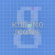 kimono jeqns
