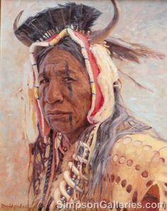 Amerindian: David Yorke's art Native American Face Paint, Nativity, The Nativity, Birth