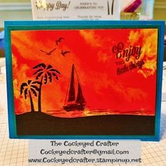 Cockeyed Crafter's Corner – Perfectly homemade means made with LOVE Like You, Give It To Me, Sunset Background, I Sent You, Weird Shapes, Summer Memories, Summer Sunset, Wine And Beer, Halloween Fun