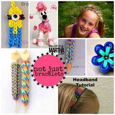 Rainbow Loom Ideas and Patterns
