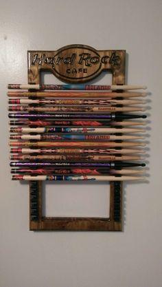 1000 images about drumsticks on pinterest drums sticks and hard rock. Black Bedroom Furniture Sets. Home Design Ideas