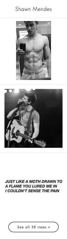 """Shawn Mendes"" by heavydirtysoul-223 ❤ liked on Polyvore featuring shawn mendes, text, quotes, words, filler, phrase, saying, pictures, couples and backgrounds"