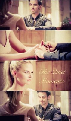 All of the love for this scene! #CaptainSwan #OUAT