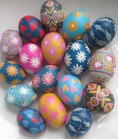 painted egg shells - Google Search