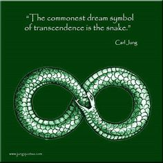 Carl Jung Depth Psychology: Dream Symbolism of the Snake