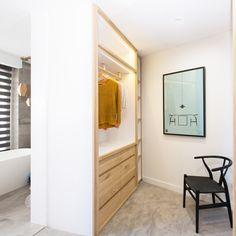 Dean and Shay Room 3   Master Bed & WIR #theblock #theblockshop