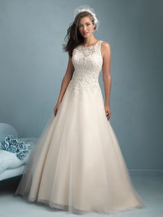Allure Bridals 9200, $987 Size: 6 | Used Wedding Dresses