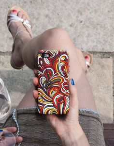 Color Waves Art Painting iPhone 6 S Case, 6 Plus Cover, Samsung Galaxy Case, HTC Case, Sony Xperia Case, LG G4 Case, Huawei Case, Galaxy Note Case, phone case